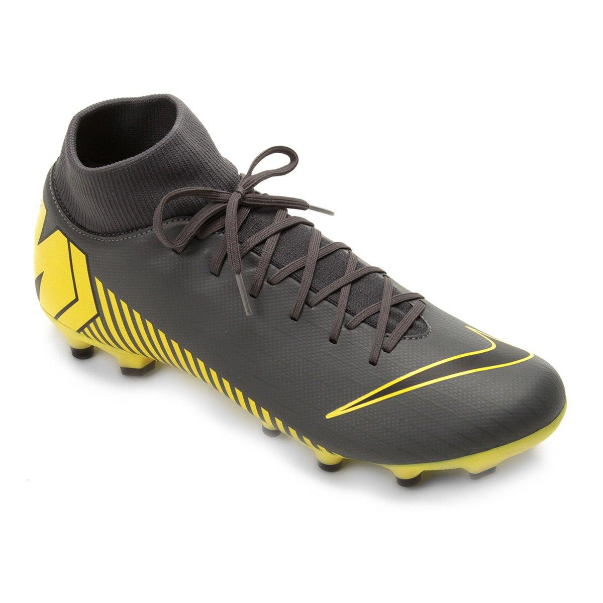 375bd5d026eac Chuteira Campo Nike Mercurial Superfly 6 Academy FG