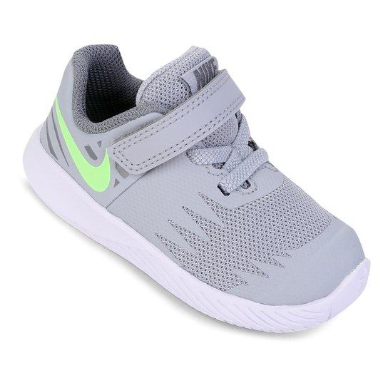 Tênis Infantil Nike Star Runner - Cinza - Compre Agora  7861db06bad0f