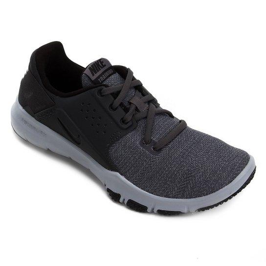 678d7ab7b2ead Tênis Nike Flex Control Tr3 Masculino - Cinza   Netshoes