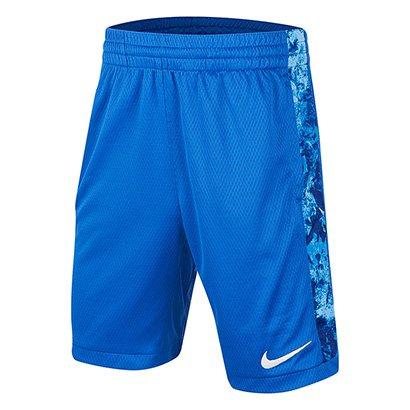 Shorts Infantil Nike Trophy AOP
