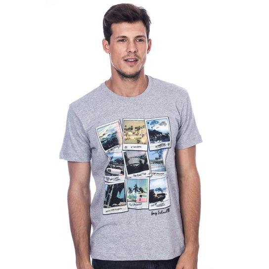 8de8a1f24ab27 Camiseta Long Island Photos Masculina - Compre Agora