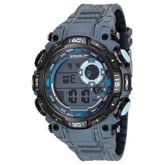 9dbe3dc1fd5 Relógio Digital Speedo 80623G0EVNP4 Masculino