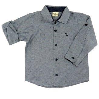 Camisa Infantil Kidin´s Masculino 908174fe227