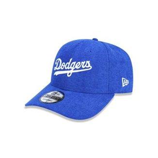 Boné 950 Los Angeles Dodgers MLB Aba Reta Strapback New Era b599843fe65