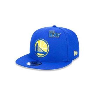 ea411e121e741 Boné 950 Golden State Warriors NBA Aba Reta New Era