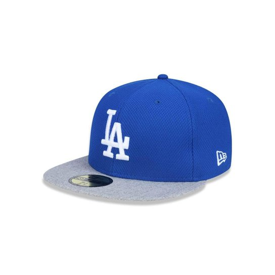 d95a0f77609b4 Boné 5950 Los Angeles Dodgers MLB Aba Reta New Era - Compre Agora ...