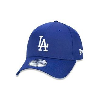 Boné 940 Los Angeles Dodgers MLB Aba Curva Snapback New Era e7876c534db
