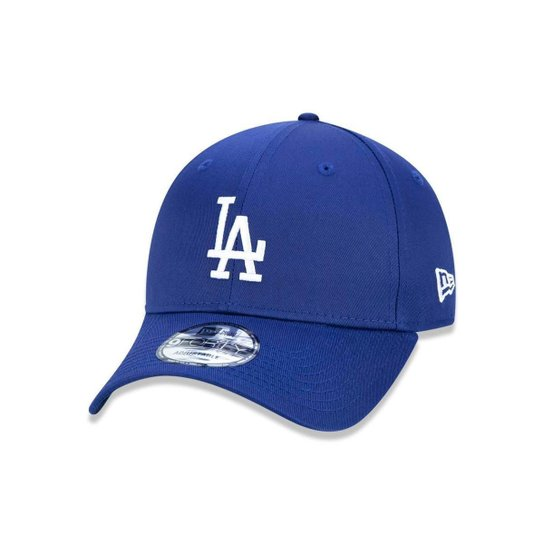Boné 940 Los Angeles Dodgers MLB Aba Curva Snapback New Era - Azul Royal 658ba860a71
