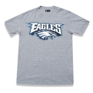 eb5095a38 Camiseta Philadelphia Eagles Basic New Era