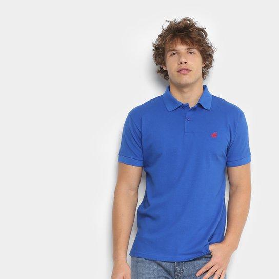 6ec64c9fed Camisa Polo Up Bordado Masculina - Compre Agora