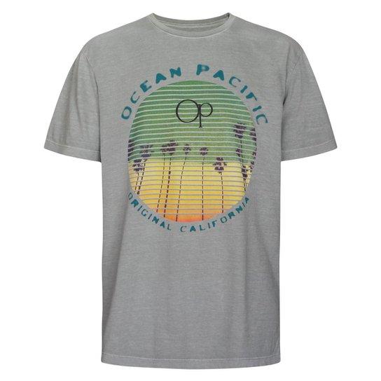 1f58e4981 Camiseta Ocean Pacific Original California Masculina - Compre Agora ...