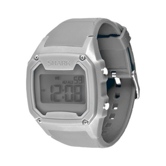 b564f7e8755 Relógio Freestyle Killer Shark Grey Silicone - Compre Agora
