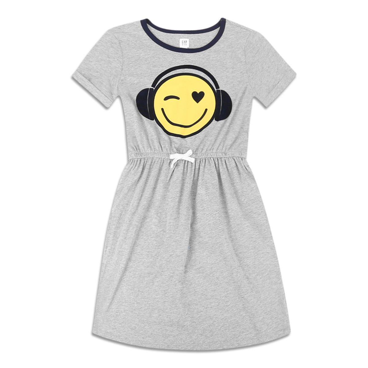 Vestido Infantil GAP Smile