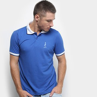 c05f167518 Camisa Polo Derek Ho Friso Caveira Masculina