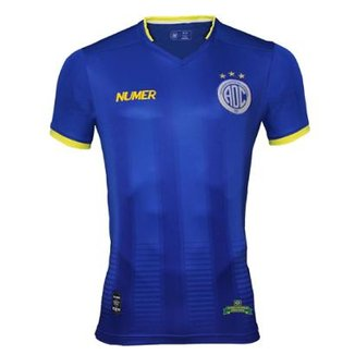 d6cff0cce8 Camisa Numer Confiança III 2018 Nº10