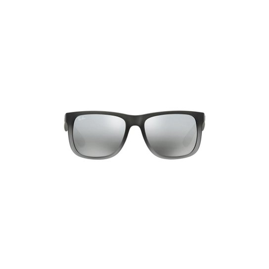 f9049a7bf77cf Óculos de Sol Ray Ban Justin - Cinza - Compre Agora