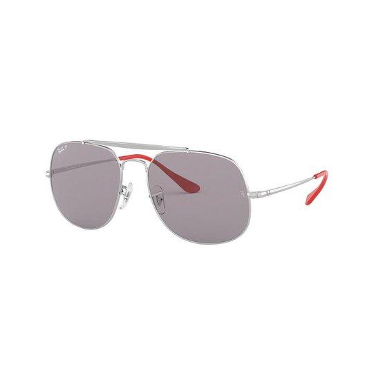 Óculos de Sol Ray-Ban RB3561 Masculino - Cinza - Compre Agora   Netshoes b38886a6c6