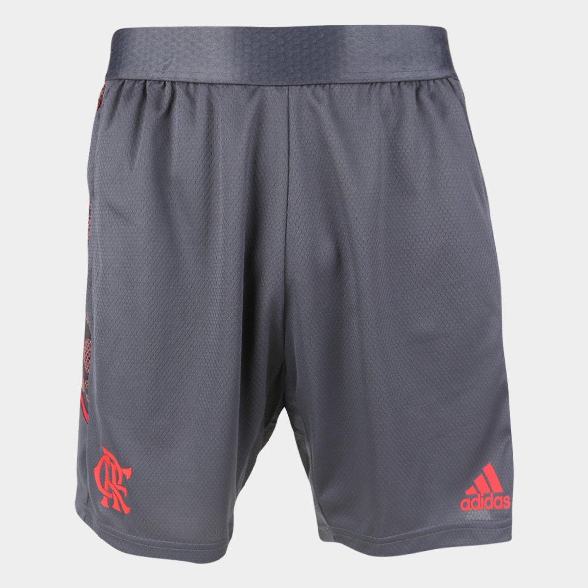 Calção Flamengo Treino 21/22 Adidas Masculino