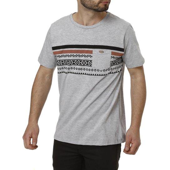 Camiseta No Stress Manga Curta Masculina - Compre Agora  61c06f6ac5e