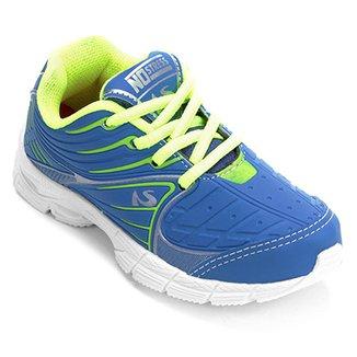 e2a20b23f1 Tênis Infantil No Stress Jogging Masculino
