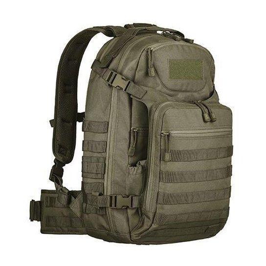 9c1d3e300 Mochila Militar Mission Invictus Oliva 45 Litros - Verde escuro ...