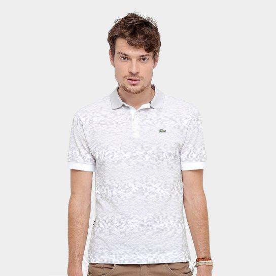 Camisa Polo Lacoste Live Piquet Slim - Compre Agora   Netshoes c939c1ef9e