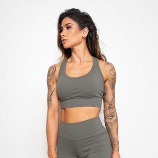 83ca3d53b0d2a8 Tops de Fitness e Musculação em Oferta | Netshoes