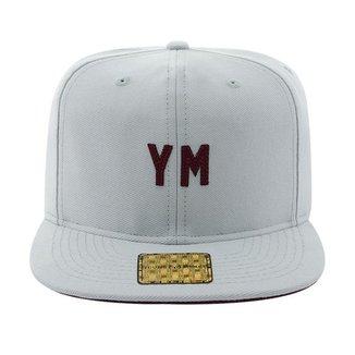 Boné Aba Reta Young Money Strapback Dad Hat Ym ad6e007f1eaf2