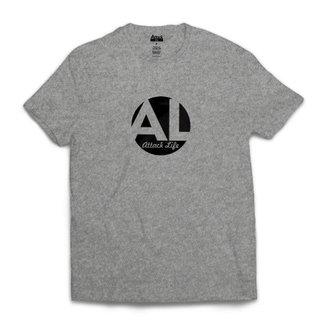Camiseta Attack Life AL IV bf2a76d0e88f7