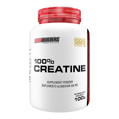 100% Creatine 100 g - Bodybuilders