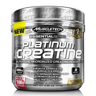 100% Platinum Creatine Muscletech 400g