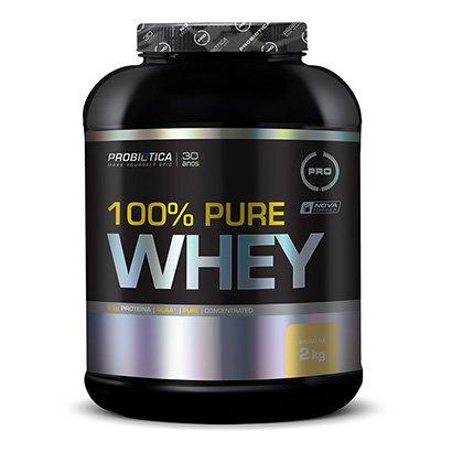 100% Pure Whey 2kg – Probiótica