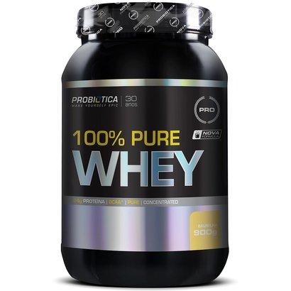 100% Pure Whey 900g – Probiótica