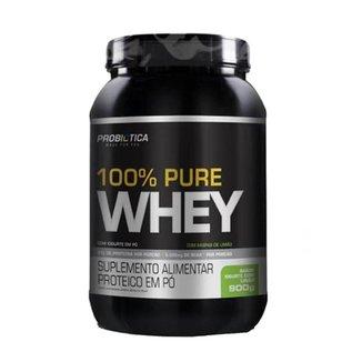 100% Pure Whey 900g Probiotica