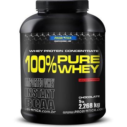 100% Pure Whey Protein 2,268 kg – Probiótica
