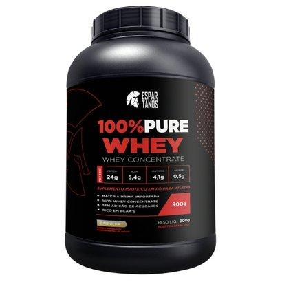 100% Pure Whey Protein Espartanos 900G