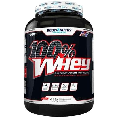 100% Whey - 900G - Body Nutry - Chocolate - Unissex