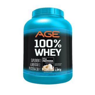 100% WHEY AGE (1,8Kg) - AGE
