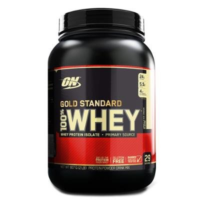 100% Whey Gold Standard 2 Lbs - Optimum Nutrition