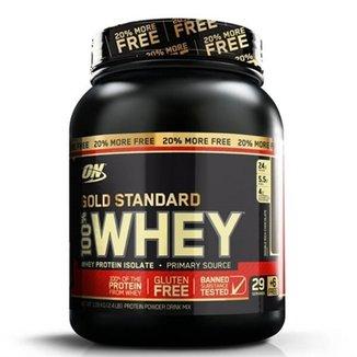 100% Whey Gold Standard 2.4Lbs 1.09Kg  Optimum Nutrition