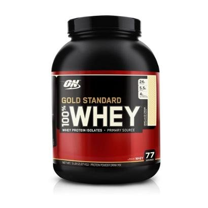 100% Whey Gold Standard 5Lbs - Optimum Nutrition - Rocky Road