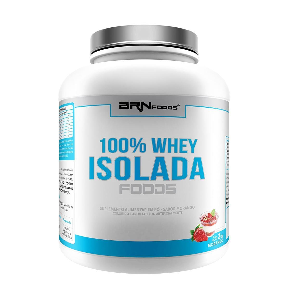 aa6d3b2d61d Whey Protein BR NUTRITION FOODS - Suplementos