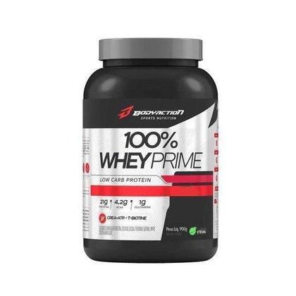 100% Whey Prime 900g - BodyAction