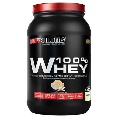 100% Whey Protein 900 g - Bodybuilders