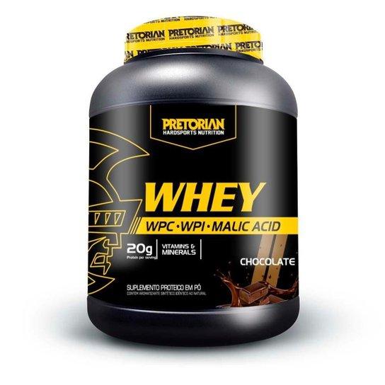100% Whey Protein Isolado + WPC 900g - Pretorian -