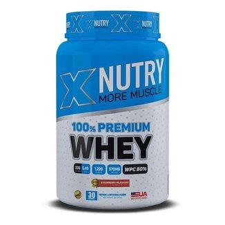 100% Whey Protein X Nutry Premium 907g Importado USA
