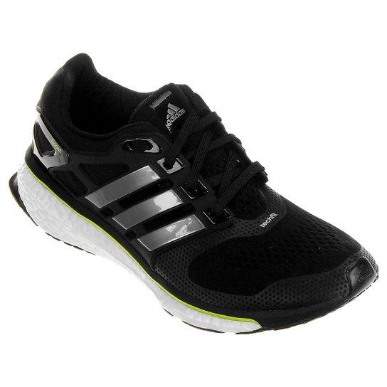 best loved dc184 aaf13 Tênis Adidas Energy Boost ESM Masculino - Preto+Cinza