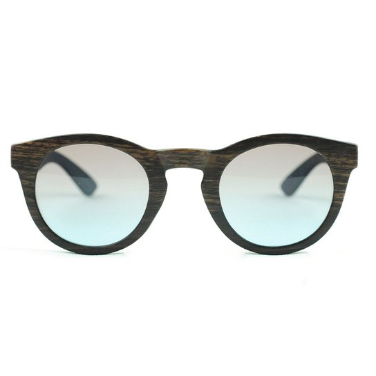 575f9e23b Óculos de Sol Wood Caju Brasil - Marrom e Verde | Netshoes
