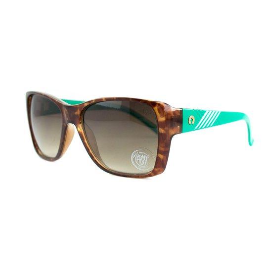 b0a2c3c3f Óculos de Sol Secret Sienna Polarizado - Marrom e Verde | Netshoes