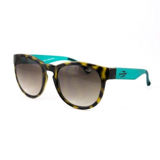 d07e775eec379 Óculos de Sol Mormaii Ventura - Marrom e Verde - Compre Agora